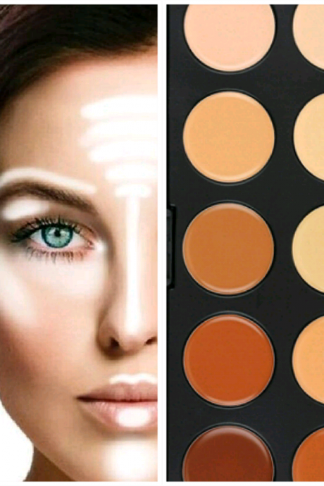 DiscussionWorthy Contouring Face Concealer, Face Shaping Concealer