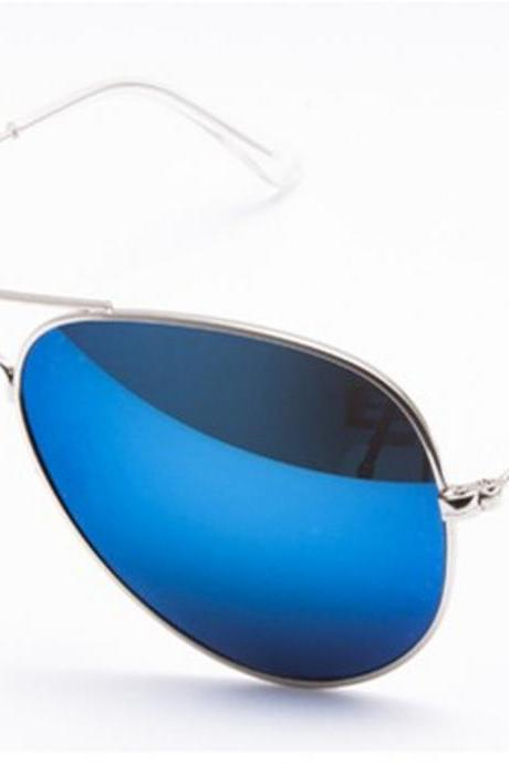Glasses Mercury Reflective Sunglasses