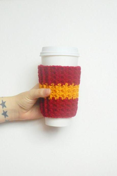 Washington DC Team Coffee Cozy.