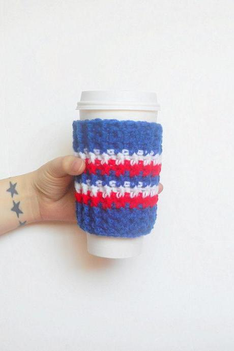 New York Spirit Coffee Cozy.