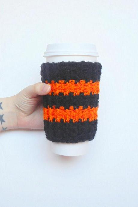 Cincinnati Team Coffee Cozy.