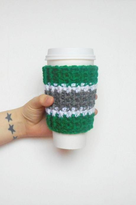 Pennsylvania Team Coffee Cozy.