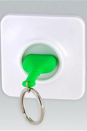 Unplug Key Ring (Green)