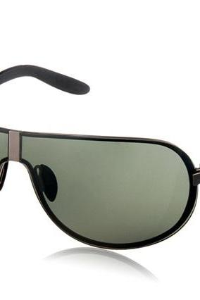 8490 Men's Monel Alloy Frame Nylon & Resin Lens Sunglasses
