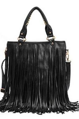 The new tassel bag