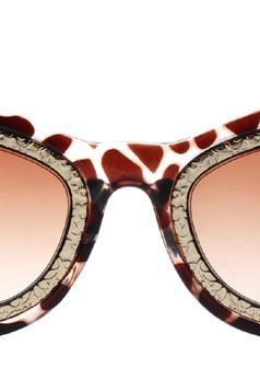 Sexy Leopard Cat Eye Sunglasses