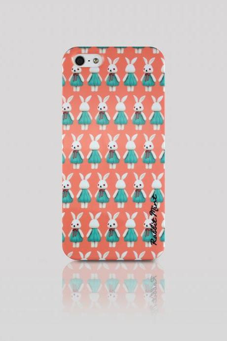 iPhone 5 / 5S Case - Merry Boo Pattern (M0011-IP5)
