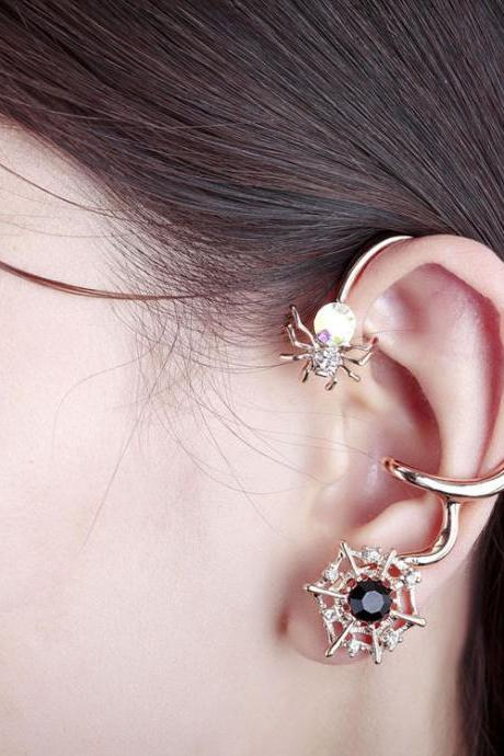 Fashion Spider Earring