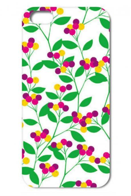 *FREE SHIPPING* 1PCS Beautiful Pattern Style Hard Back Cover Case for Iphone 4 4S 5 5S