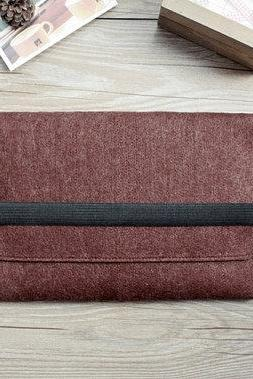 felt Macbook Air 13.3' sleeve Macbook 13' sleeve Macbook 13.3' case Air holder Macbook case Laptop case Laptop sleeve wine re
