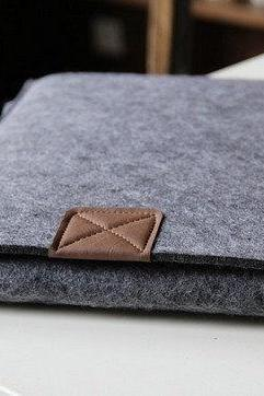 felt Macbook Pro 15.4' sleeve Macbook 15' sleeve Macbook 15.4' case Macbook holder Macbook case Laptop case Laptop sleeve