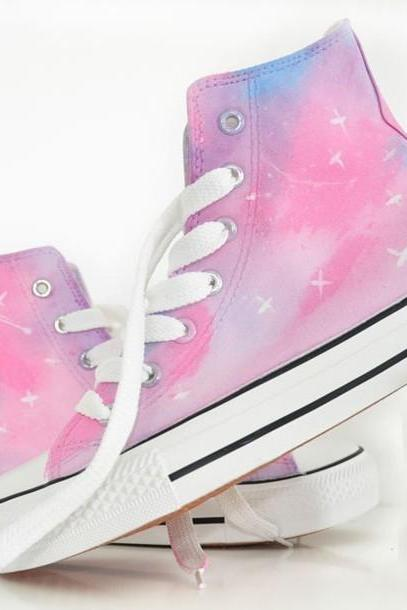 Harajuku Star Canvas Shoes JCFC