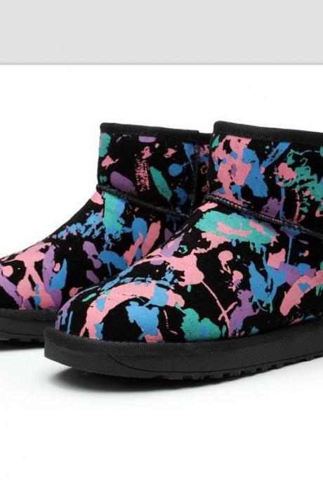 New snow boots 05854