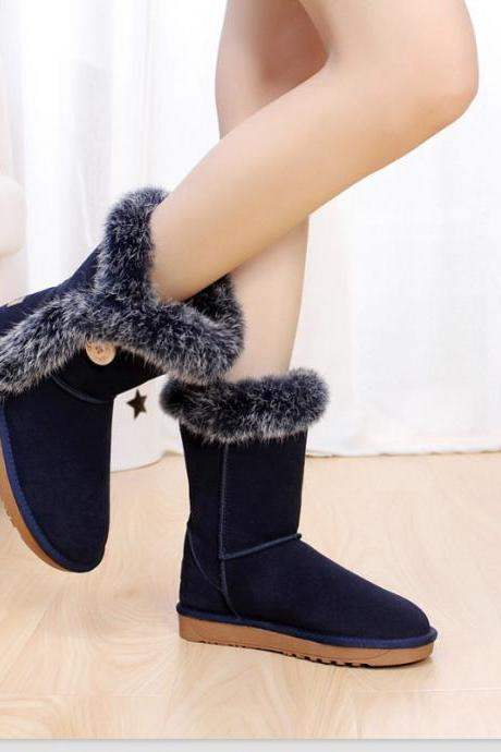 New snow boots 05803-1