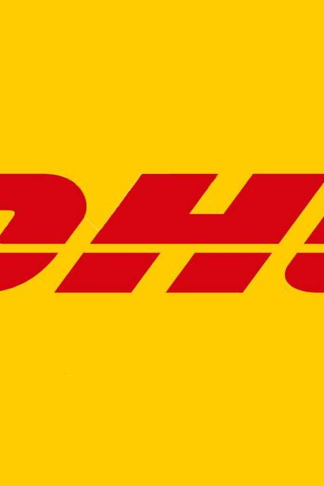 DHL Express Shipping Dresses