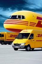 DHL Express Shipping World Wide