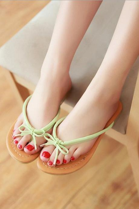 Sweet Candy -Colored Sandals