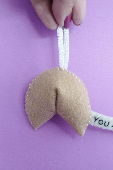 You are crazy - funny Ornament