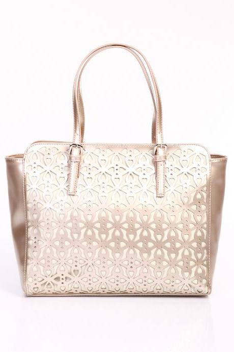 Golden Shade Handbag