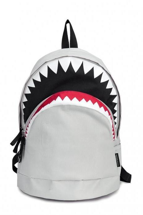 POMELO Big Shark Backpack From Pomelo