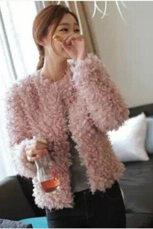 Fashion sweater coat BV1011CF