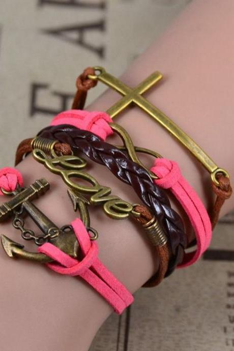 Teenage cute Sailer girl bracelet