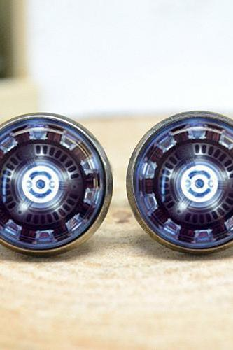 Super Hero Ironman Cufflinks