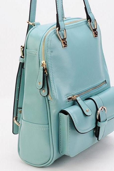 Fashion Multifunction School Backpack