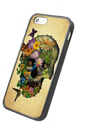 Animal skull - iphone 4 4s case iphone 5 5s 5c case iphone 6 6 plus case ipod touch 4 ipod touch 5 case