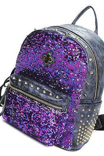 Fashionista Studs Backpack