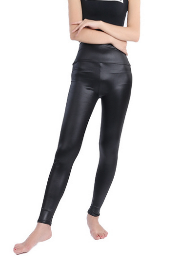Europe and America are 2014 new Leggings slim slim waisted pants