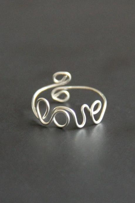 Love Ring Wire Written