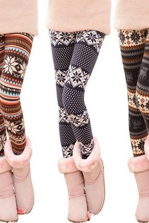 WARM FAWN LEGGINGS BBIDE