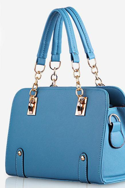 Sweet Nice Stereotypes Chain Classic Handbag& Messenger Bag