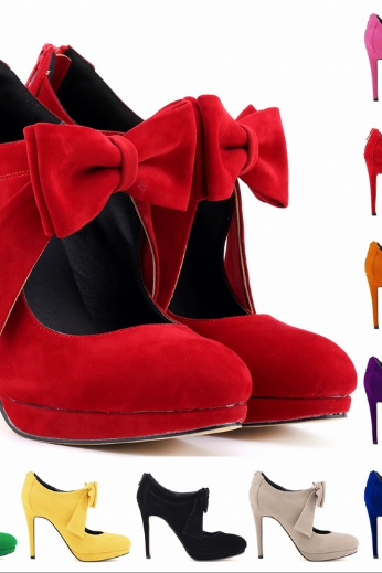Fashion velvet bride shoes super high heels shoes shoes