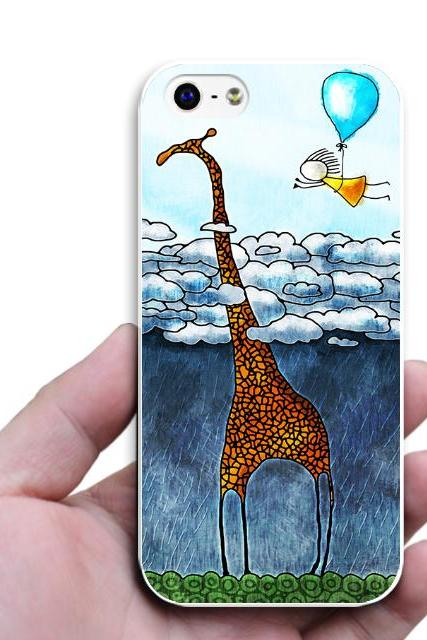 giraffe iphone 5s case luxury iphone 5 case stylish iphone 6 case iphone 6 plus case iphone 5c case iphone 4 case iphone 4s case accessories samsung galaxy Note4 Note 4 case Christmas gift #S83