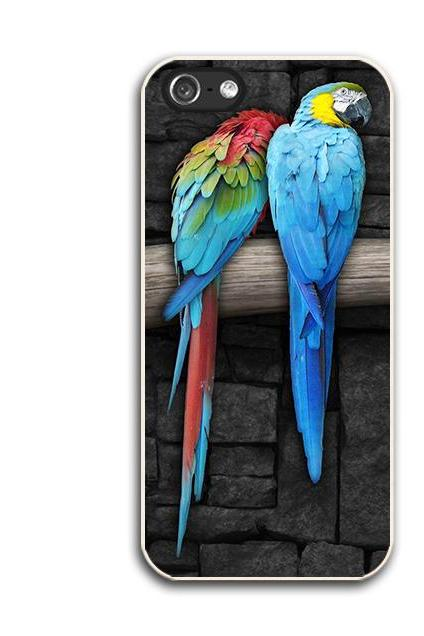 parrot iphone 5s case luxury iphone 5 case stylish iphone 6 case best iphone 6 plus case iphone 5c case iphone 4 case iphone 4s case accessories samsung galaxy Note4 Note 4 case Christmas gift #S55