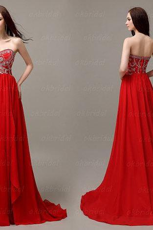 Red prom dresses, dresses for prom, long red prom dress, prom dresses on sale, prom dresses 2015, sexy prom dress, cheap prom dresses, CM063