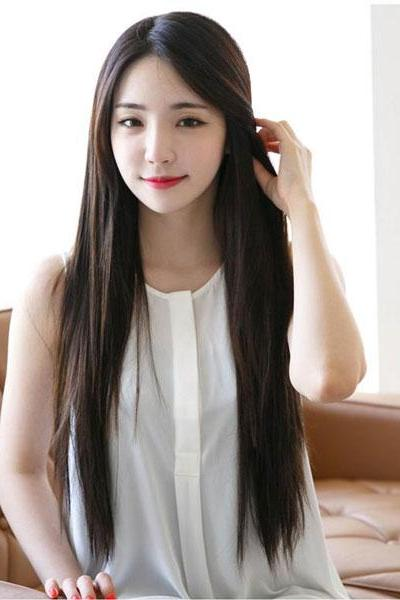 Cosplay Long Straight Hair Wigs