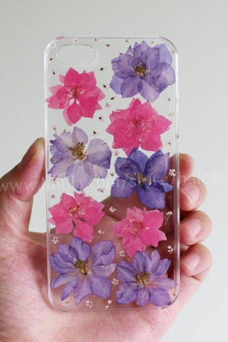 iphone 5 case Pressed Flower iphone 6 case iphone 6 plus case Real Flower iphone 5s case iphone 5c case iphone 4s 4 case