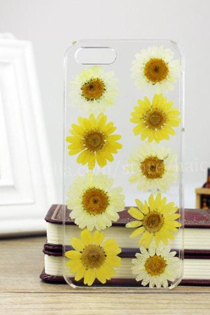 Pressed Flower iphone 6 case Real Flower iphone 6 plus case iphone 5s case iphone 5 case iphone 5c case iphone 4s 4 case