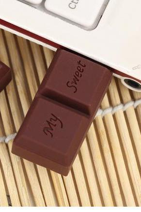 8G chocolate U Disk USB 3.0