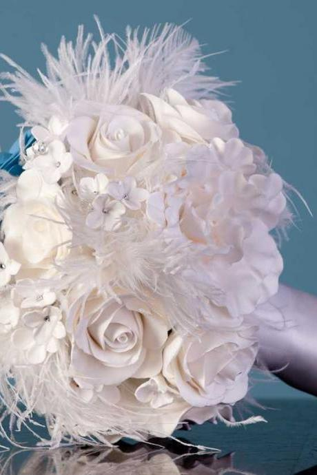 Custom Clay Floral Bouquets and Accessories - Deposit and Ordering Information