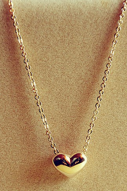 The classical love necklace