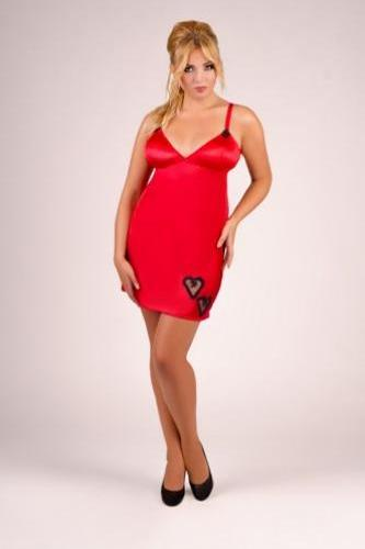 valentine's day sexy lingerie Nightwear Chemise big plus queen size L XL 2XL 3XL 4XL for bbw L 2X 3X 4X - EU 42 - 56, UK 10 - 24