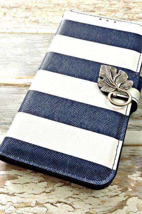 Leaf iPhone 6 wallet case, iPhone 6 plus wallet case, iPhone 5 5s 5c wallet case, Samsung galaxy S5 S4 S3 wallet case, Samsung galaxy note 4 note 3 case