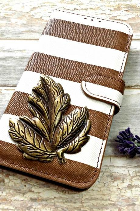 Leaf iPhone 6 wallet case, iPhone 6 plus wallet case, iPhone 5 5s 5c wallet cases, Samsung galaxy S5 S4 S3 wallet case, Samsung galaxy note 4 note 3 cases