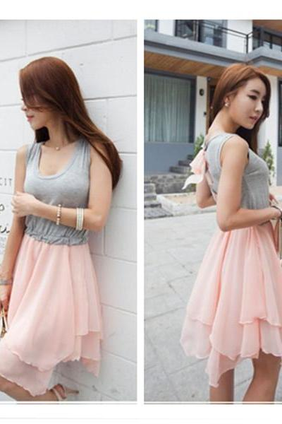 Soft Chiffon Dress