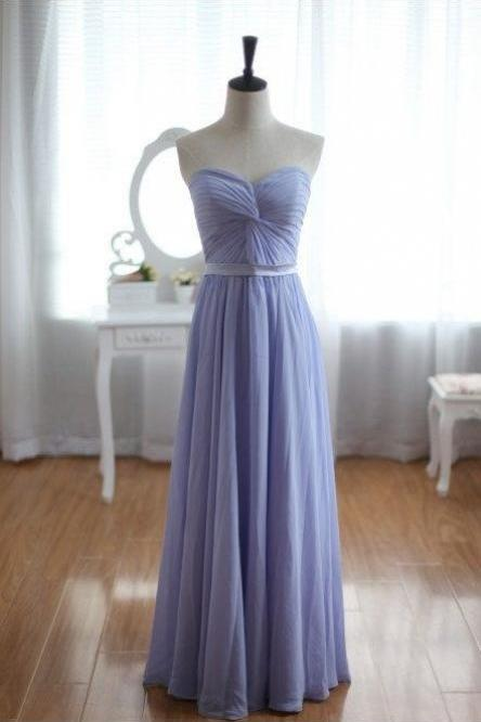 Long Chiffon Evening/Prom Dress