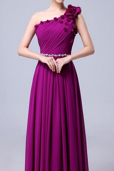 Purple Dress Of The Bride Dresses